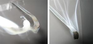 PVC燃焼テスト